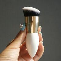Makeup Cosmetic Brushes Kabuki Contour Face Blush Brush Powder Foundation T X4V7