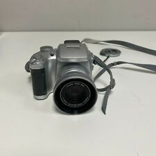 Fujifilm FinePix S Series S3000 3.2MP Digital Camera Silver With Adapter Ring