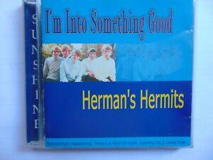 Herman's Hermits - I'm Into Something Good - CD - FREE POST
