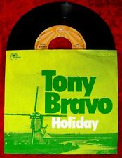 Single Tony Bravo Holiday Annabella 1975