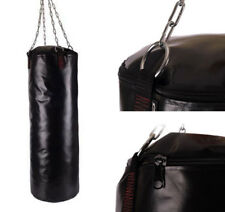 Boxsack MC-W140|35 140cm 35fi leer Trainingssack Boxen ungefüllt mit Kette NEU