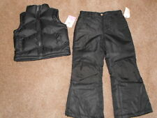 ba232ce7ffea Polyester Black 6X Size Outerwear (Sizes 4   Up) for Girls