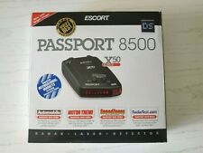 Escort INTL x50 passport 8500 x50 international version radar detector NEW