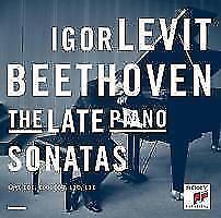 Beethoven: The Late Piano Sonatas von Igor Levit (2013)