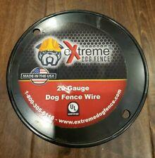 Extreme Dog Fence Electric Dog Fence Wire - 20 gauge, 500ft