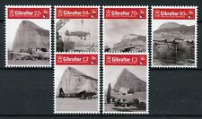 Gibraltar 2018 MNH RAF Royal Air Force Centenary 6v Set Aviation Stamps
