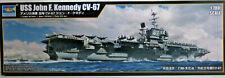Flugzeugträger CV-67,John f. Kennedy,US Navy,Carrier,Trumpeter,06716, 1:700,NEU