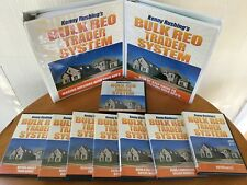 Bulk REO Trader Real Estate System By Kenny Rushing - 2 MANUALS, 7 DVD'S & 3 CDS