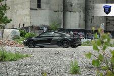 20x9 +35 20x11 +30 Rohana RF2 5x112 Black Wheels Fit Audi R8 2013 2014 Concave