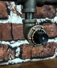 "STEAMPUNK LAMP PARTS - Lamp Switch For Vintage Steampunk Pipe Lamp 1/2"" DIY Part"