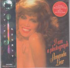 AMANDA LEAR I AM A PHOTOGRAPH CD MINI LP