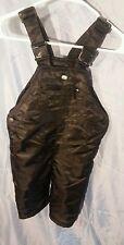 Ecko Unlimited Toddler Snowsuit/Snow Pants Black sz 24 Months