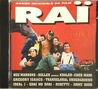 BO FILM - RAI - NEGMARRONS / BELLEK / CHEB MAMI / RIMITTI - [ CD ALBUM ]
