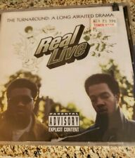 Real Live - Turnaround-Long Awaited Drama - Real Live  new sealed cd