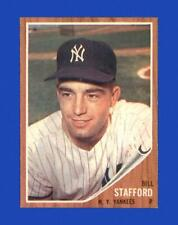 1962 Topps Set Break #570 Bill Stafford NM-MT OR BETTER *GMCARDS*