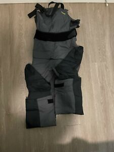 NRS Sidewinder Bibs (Large) 2017 - Brand New $300 - Worn Once Only
