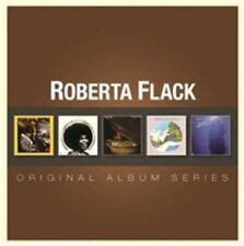 Roberta Flack - Original Album Series 5 CD Set 2012 Warner