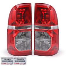 Genuine Pair Rear Body Tail Lamp Light Fits Toyota Hilux Vigo 2011 - 2014