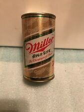 12 Oz. Miller High Life Beer Can Bank. Milwaukee, Wisconsin