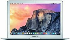 "Apple MacBook Air 13.3"" Core i5 Turbo Boost 4GB RAM 128GB SSD MAC MJVE2LL/A 2015"