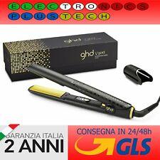 GHD V GOLD CLASSIC STYLER PIASTRA CAPELLI ORIGINALE GARANZIA ITALIA 2 ANNI