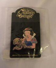 Snow White Name Pin- Disney Auctions - Sealed Item #DA13154