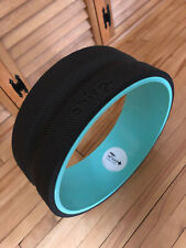 """NEW large 12"""" CHIRP wheel ~ Deep Tissue Spine Yoga Tension Massage Roller Tool"""