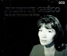 CD - JULIETTE GRECO - Je suis comme je suis