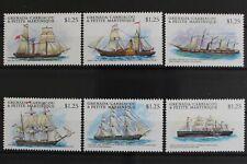 Grenada-Grenadinen, Schiffe, MiNr. 3608-3613, postfrisch / MNH - 628894