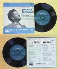 LP 45 7'' JOHNNY JORDAN Kleine jordanees Opa wat heb je touch no cd mc dvd vhs