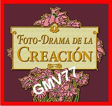 JW.ORG PHOTO-DRAMA CREATION SPANISH FOTODRAMA Watchtower Jehovah Bible DVD