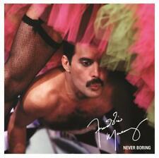 Freddie Mercury Never Boring 3 CD/DVD All Regions NTSC/Blu-Ray All Regions NEW