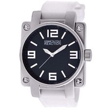 Kenneth Cole Reaction White Silicone Watch RK1307