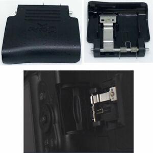 SD Memory Card Chamber Door Cover For Nikon D3400 Camera Repair Part USA NEW