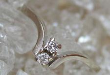 Love it ღ♥ 0,08 ct. Brillanten in aus 585 Gold Ring Brillant mit Diamant Diamond