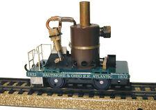 Mini Dampfmaschine Grasshopper H0 / Echtdampf, funktionsfähig. Fertigmodell