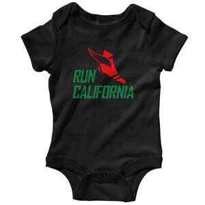 Run California V3 One Piece - Baby Infant Creeper Romper NB-24M  Running Jogging