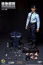 1/6 Scale Action Figure ZCWO Box Set PTU Tactical Unit - Sergeant SAM