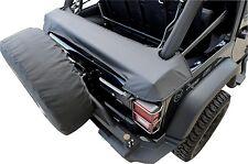 Rampage Soft Top Storage Boot Black Diamond 07-17 Jeep Wrangler JK 2 Door 960035