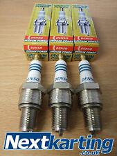 DENSO IRIDIUM IW29 X3 SPARK PLUG NEW / GO KART X30 IAME ENGINE