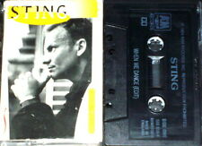 STING WHEN WE DANCE  IF YOU LOVE SOMEBODY CASSETTE single