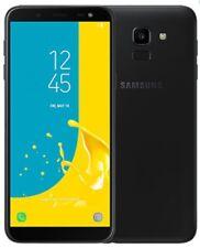 "SAMSUNG GALAXY J6 SM-J600F 32GB BLACK MONO SIM 3GB 5.6"" 4G LTE ITALIA BRAND"