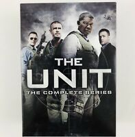 The Unit: Complete Series Collection DVD Box Set - All Seasons 1 2 3 4