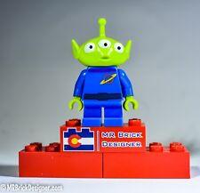 Pizza Planet Green Alien 30070 7592 7591 7598 Toy Story LEGO Minifigure Figure