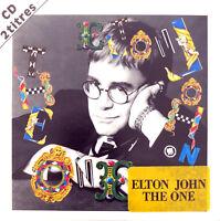 Elton John CD Single The One - France (EX+/EX+)