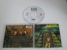 BUDGIE/NIGHTFLIGHT(REPERTOIRE RECORDS REP 4306-WY) CD ALBUM