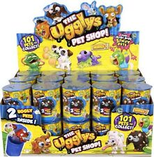 The Ugglys Pet Shop - Series 1 - 23 Cans with 2 Figures - 19440
