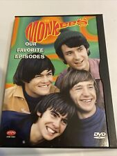 The Monkees - Our Favorite Episodes (DVD, 1998) Snapcase Rhino 4 Episodes OOP