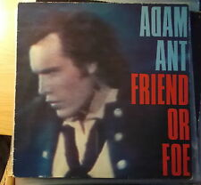 ADAM ANT LP: FRIEND OR FOE (GOODY TWO SHOES ++)