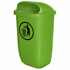 4 Abfallbehälter/Papierkorb für ...